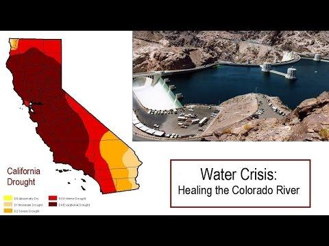California Water Crisis: Healing the Colorado River
