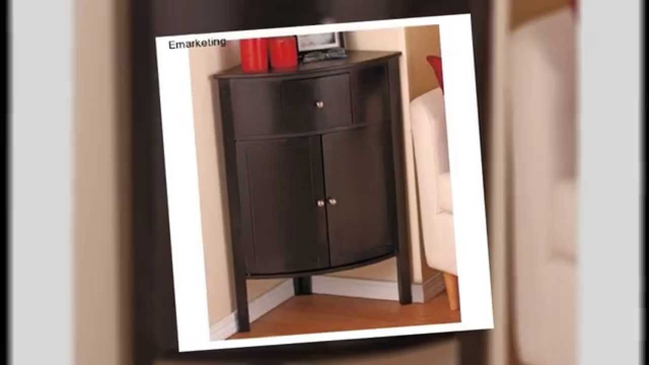 Corner Kitchen Cabinet Corner Kitchen Bathroom Storage Hallway Cabinet Space Saver W Drawer
