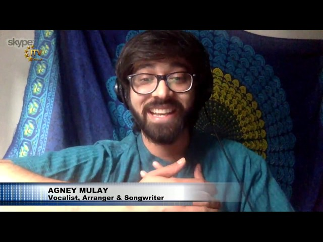Musician Agney Mulay on The Freedom & Limitations of Playing Solo