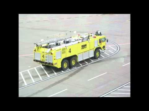 Radio Audio - Vancouver International Airport Preparing for Emergency Landing