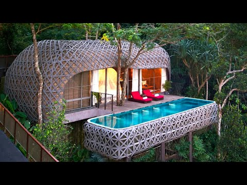 Keemala Phuket Resort & Spa: a fabulous jungle hotel (full tour)