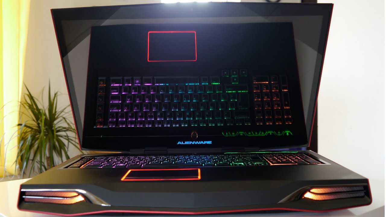 Alienware M18x R2 Detailed Hd Review And Benchmarks Youtube