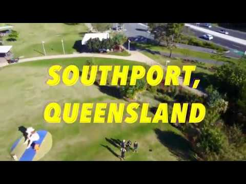 DJI Mavic Pro - Southport, Queensland, Gold Coast, Australia