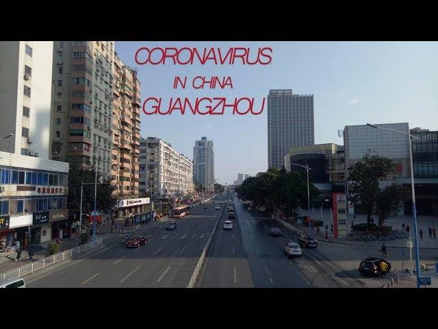 Coronavirus - Living in Guangzhou During The Epidemic - January 31, 2020