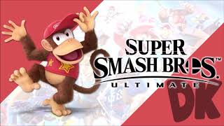 Donkey Kong Country Returns - Super Smash Bros Ultimate OST