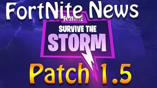 FNN - FortNite News - Patch 1.5 #SOBREVIVA [PT/BR] #5