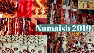 Numaish 2019 | Bed Sheets, Diwan Set, Curtains | Starting Rs. 250 | Nampally Exhibition