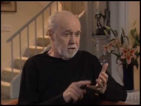 George Carlin on the Seven Dirty Words  EMMYTVLEGENDSORG