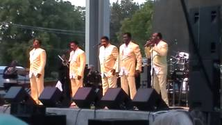The Temptations/Dennis Edwards--You're My Everything--2014 Indiana State Fair