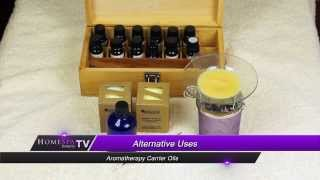 Aromatherapy Oils - Alternative Uses Thumbnail