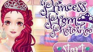 Princess Prom Photoshoot Full Gameplay Walkthrough