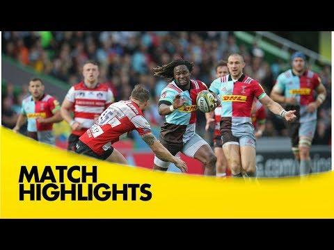 Harlequins v Gloucester Rugby - Aviva Premiership Rugby 2017-18