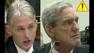 Robert Mueller Can't Answer Trey Gowdy's Questions So Gowdy Asks About Officials Using Hookers!