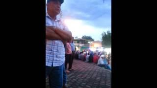 Fiesta patronal Rodeo Dgo. 15-Mayo-2016