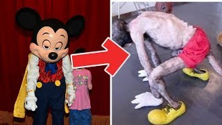 10 SHOCKING THINGS YOU DIDN'T KNOW ABOUT DISNEY   Crazy Monkey