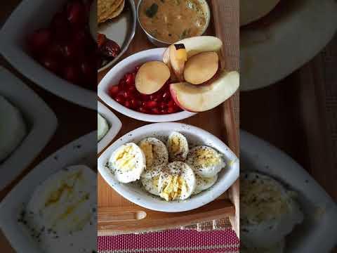 Eat like a king😊    Healthy Indian Breakfast Recipes #1
