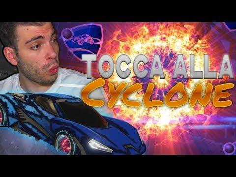 Proviamo la CYCLONE! | Rocket League ITA Gameplay Classificata PC thumbnail