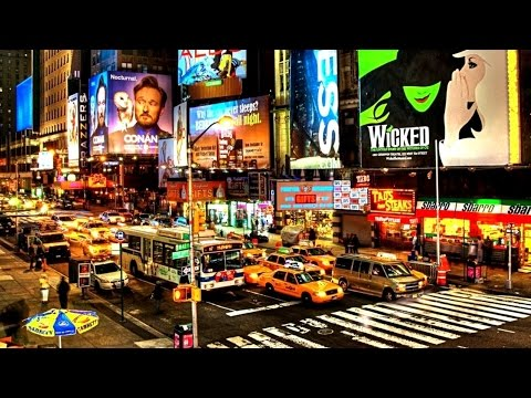 Top 10 Busiest Cities In The World