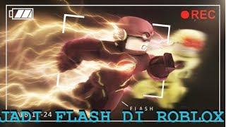 Menjadi The Flash Di Roblox   Roblox 2 Super Hero Tycoon