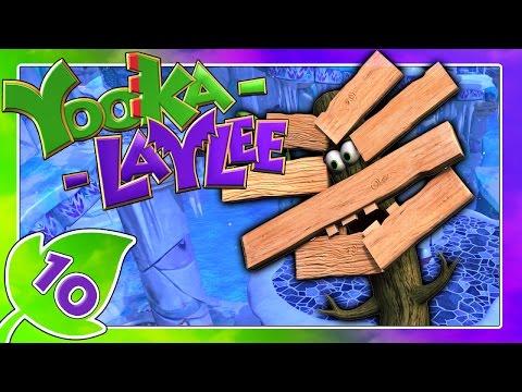 YOOKA-LAYLEE Part 10: Der Schneeräumdienst ist da!