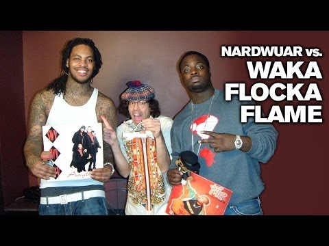 Nardwuar vs Waka Flocka Flame
