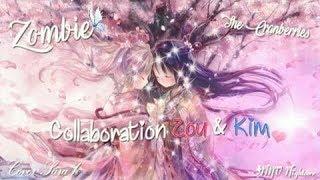 [Nightcore] ZOMBIE // French Version (Sara'h) {By Kim's}