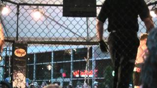 Cody Wilson vs Oliver Charles