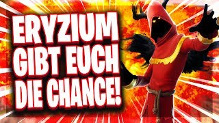 REALTALK ABOUT FORTNITE! | ERYZIUM IS THE CHANCE!🔥 | Fortnite | Season 9