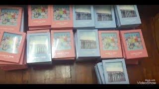 Unboxing 89 Wanna One debut album!💓 | 워너원