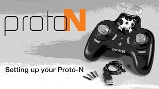 Load Video 2:  Proto-N by Estes: Set Up Tips