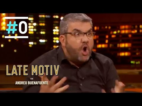 Late Motiv: Charla entre amigos con Flo #LateMotiv44 | #0