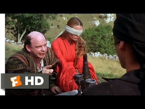 The Princess Bride (5/12) Movie CLIP - The Battle of Wits (1987) HD