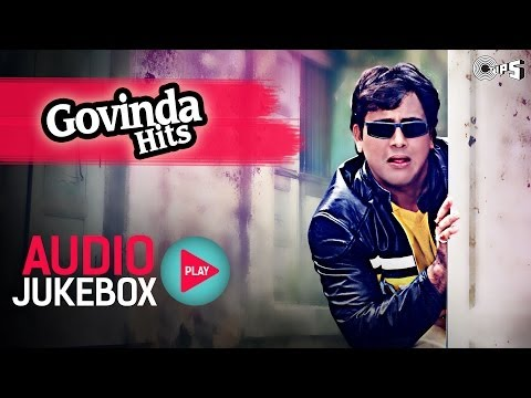 Govinda Hits  Audio Jukebox  Full Songs Non Stop