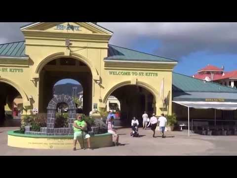 St Kitts Cruise Port - Basseterre Cruise Terminal St Kitts