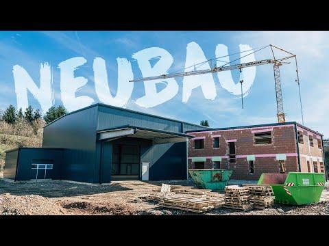 Es Ist Soweit - Dieser BAU Wird Krass | ZECK FISHING Gebäudekomplex | Unser Neues Zuhause!