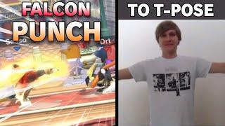 Craziest Captain Falcon Plays in Smash Ultimate #6