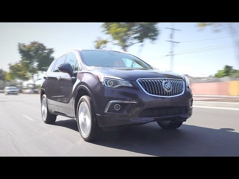 2017 Buick Envision – Review and Road Test