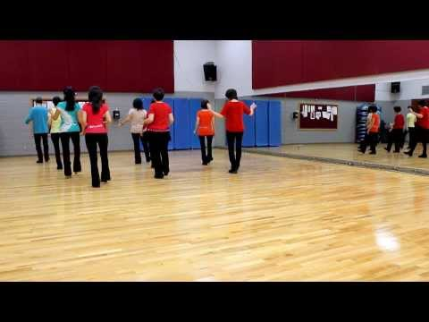 High Cotton - Line Dance (Dance & Teach in English & 中文)