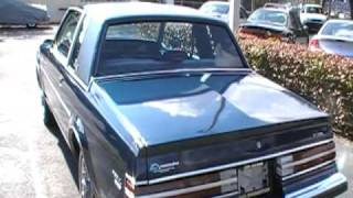1986 Buick Regal Limited @ KarConnectioninc.com  Miami