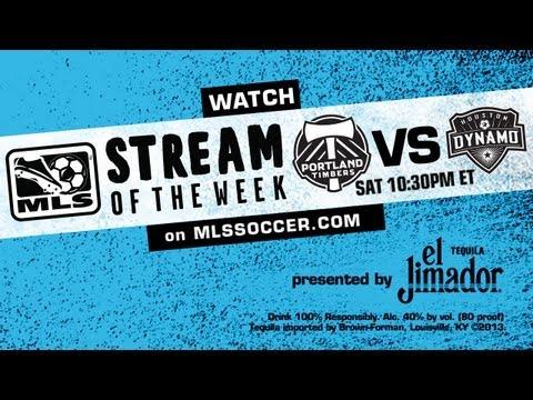 FREE Live Stream Of The Week | Portland Timbers Vs Houston Dynamo Promo