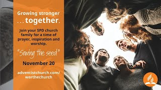 #weRtheCHURCH November 2020, session 2