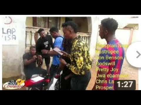 Download THE SLAP VISA (REAL HOUSE OF COMEDY) (NIGERIA COMEDY)