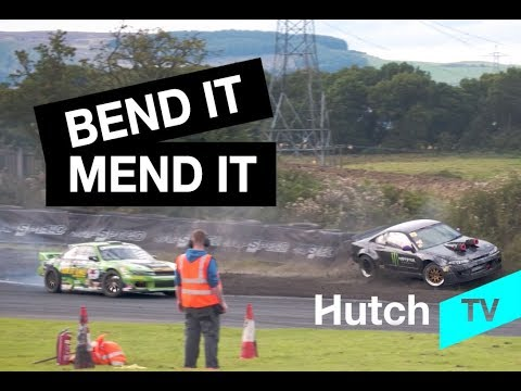 Bend It and Mend It - Grundy Style