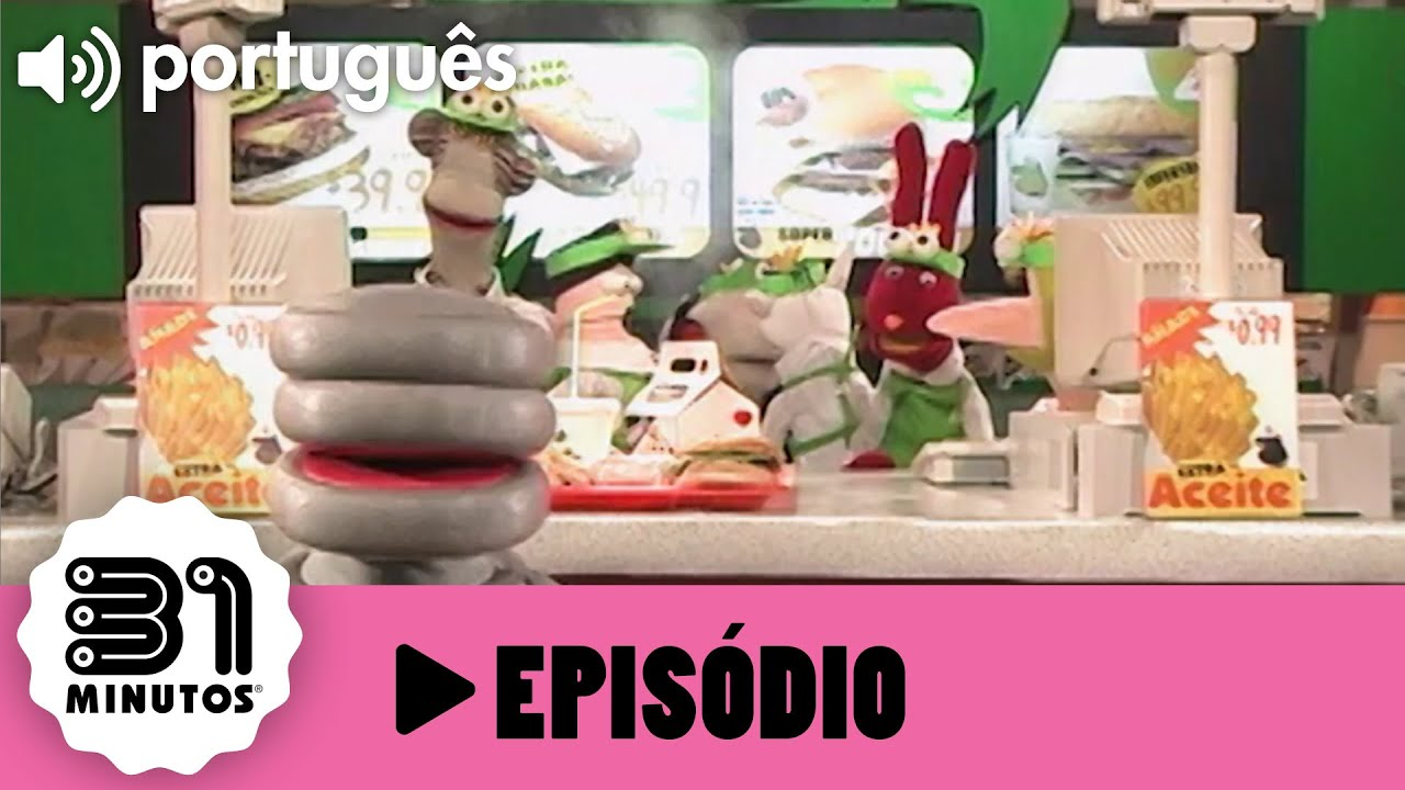 31 minutos - Episódio 3*05 - Mr. Drilo's (em Português)