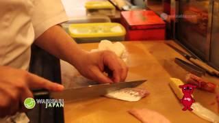 Repeat youtube video ซูชิสดๆจากตลาดปลาโชชิ  Sushi (CHIBA)