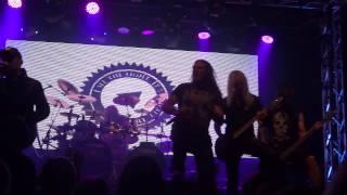 Amaranthe - Trinity live @ Sticky Fingers (without Elize) - 20 / 09 / 14