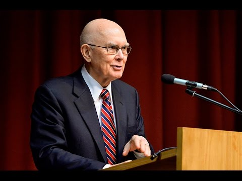 Elder Dallin H. Oaks Speaks on Religious Freedom at University of Oxford