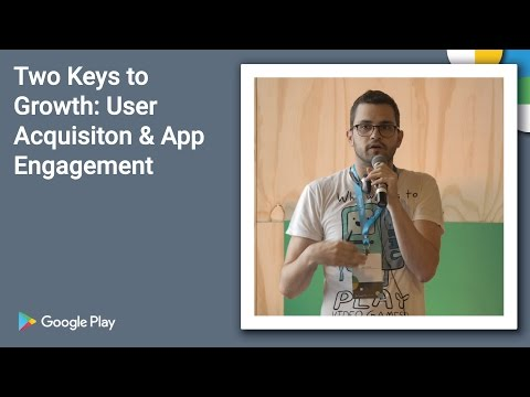 Playtime 2016 - Two keys to growth: user acquisition & app engagement, by  Cartoon Network