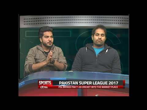 Pakistan Super League Special Sports Extra