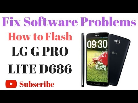 LG G PRO LITE D686 Flash done with flash tool by GSMHelpFul